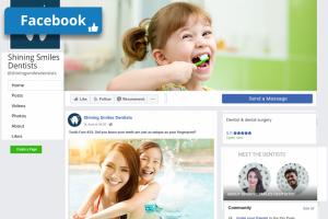Facebook Page Build
