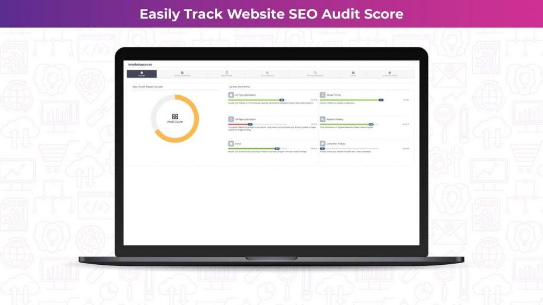 SEO Audit Score