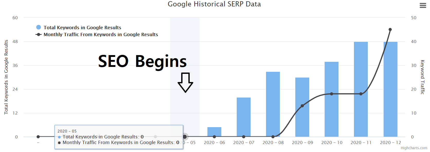 SEO and how long to see results