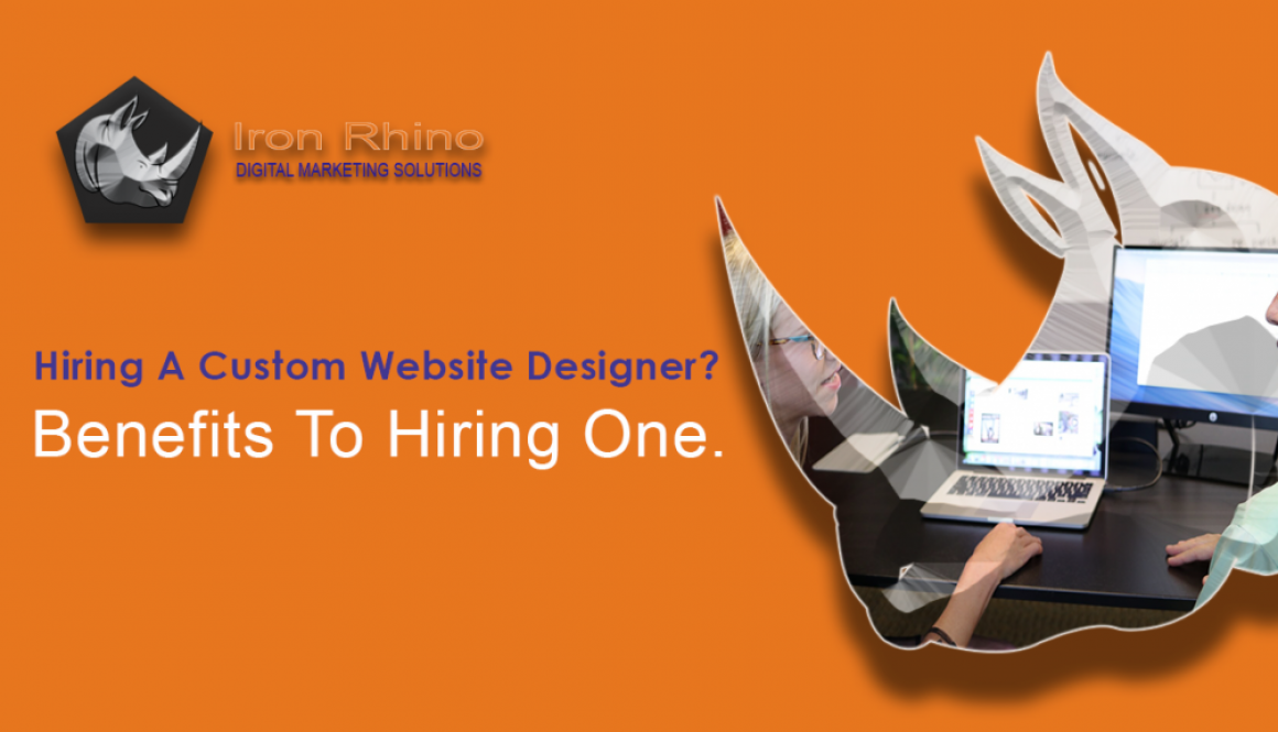 Custom Website Designer